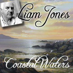 Coastal Waters by Liam Jones at The Kenny Gallery